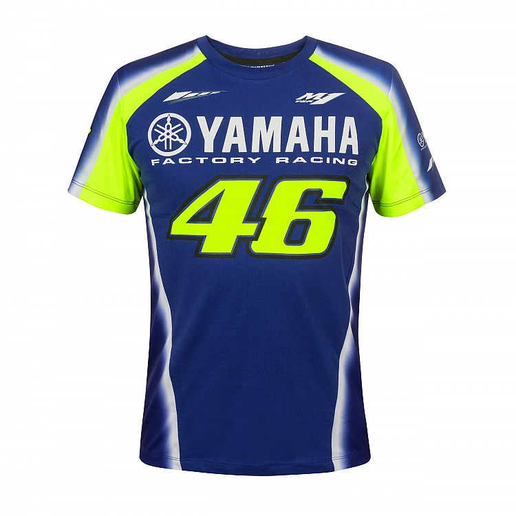 The 2018 VR46 range is now available through Yamaha.