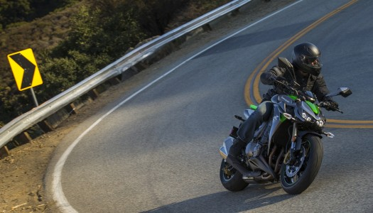 Review: 2014 Kawasaki Z1000