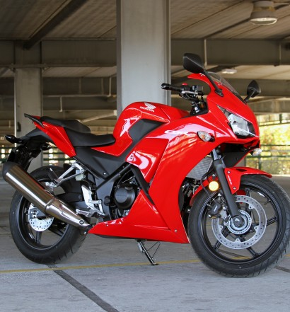 2014 Honda CBR300R BikeReview