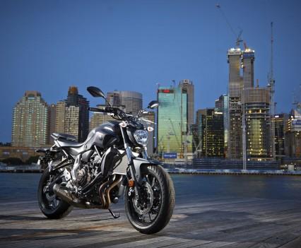 2014 Yamaha MT-07 LAMS
