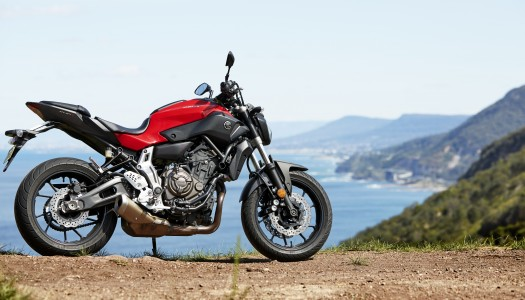 Review: 2014 Yamaha MT-07 LAMS Australian Launch
