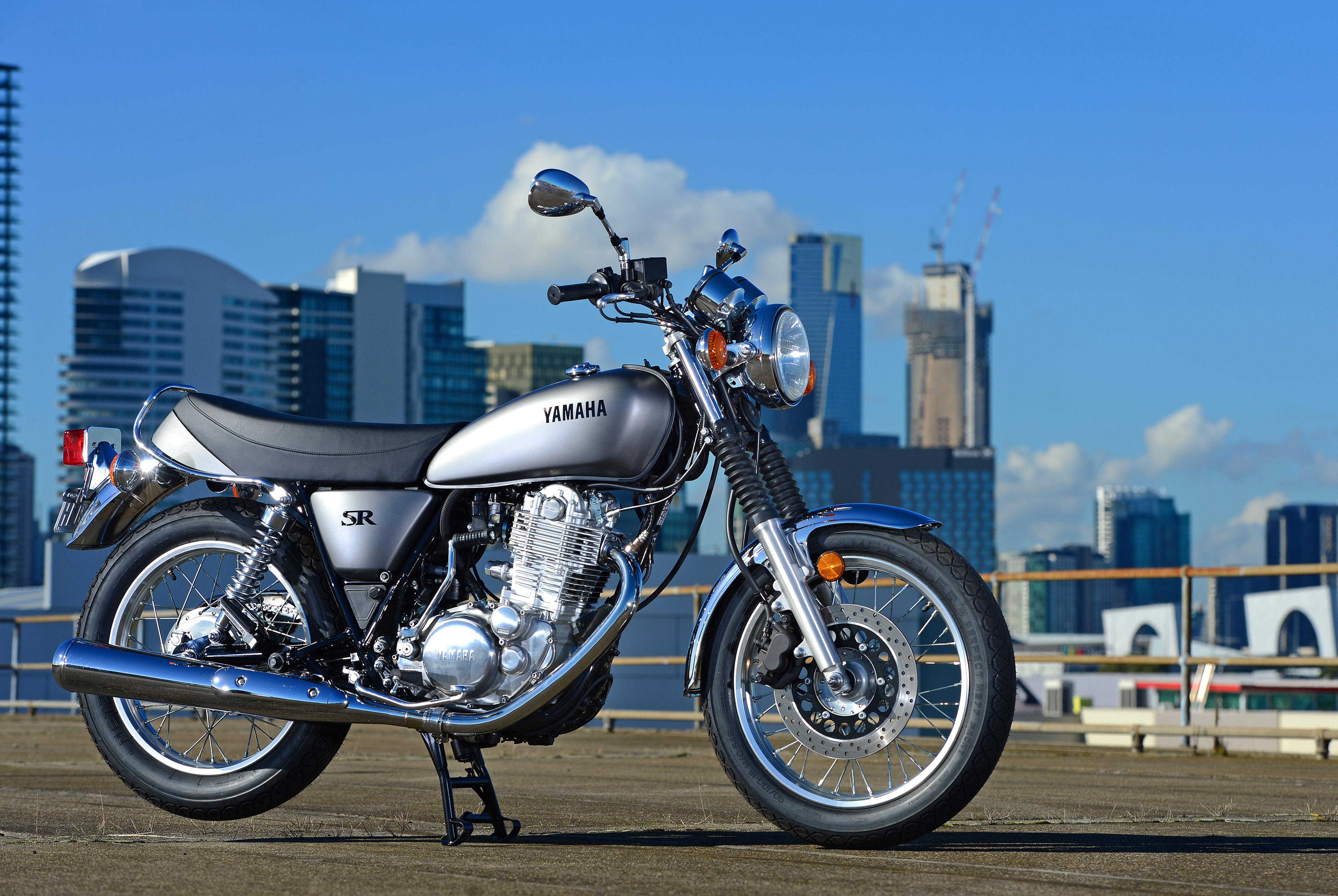Review: 2014 Yamaha SR...