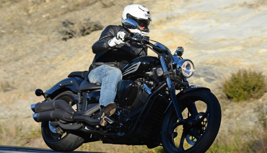 Review: 2014 Yamaha Stryker Launch