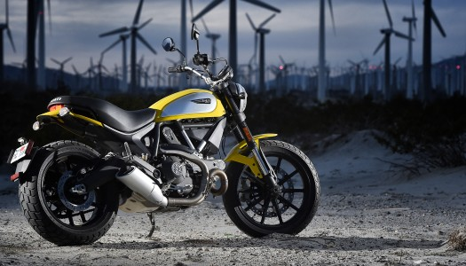 Review: 2015 Ducati Scrambler Icon