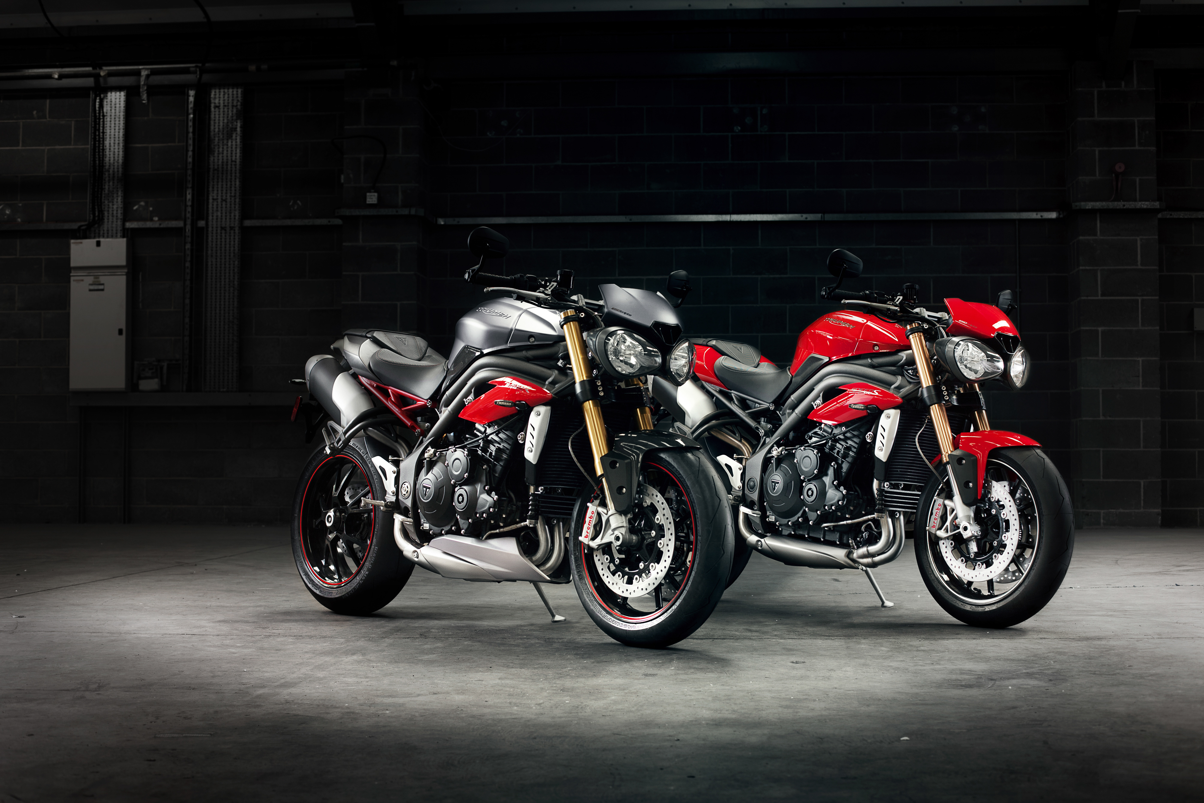Honda Cruiser Models >> NEW 2016 TRIUMPH SPEED TRIPLE MODELS - Bike Review