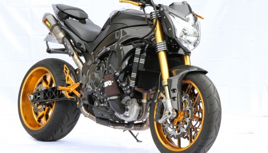 Custom: Big Bang Turbo Fightered Yamaha R1