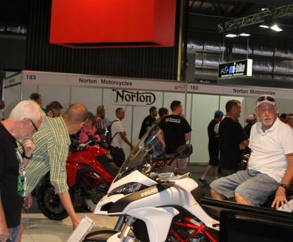 Sydney Motorcycle Show 2015
