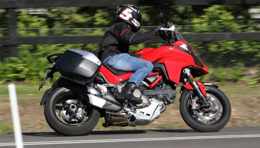 Review: 2015 Ducati Multistrada 1200 S
