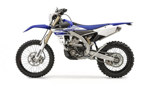 WR450F: You Just Ran out of Excuses
