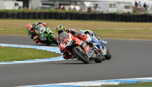 WorldSBK riders to hit centre stage from Saturday
