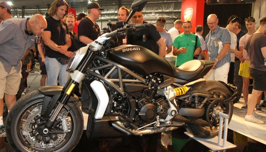 Gallery: 2015 Sydney Motorcycle Show