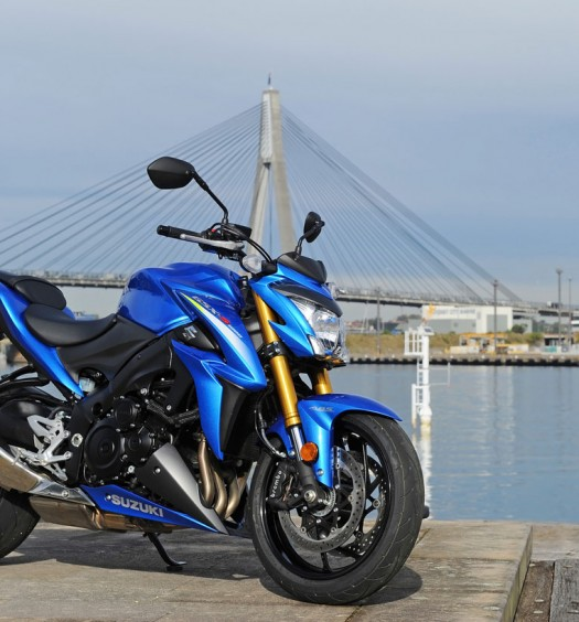 Suzuki's GSX-S1000