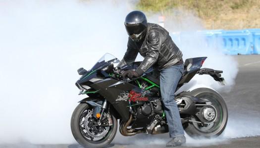 Review: 2016 Kawasaki Ninja H2 Street, Track, Drags