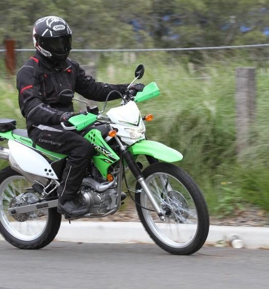 Bike Review KLX150_2