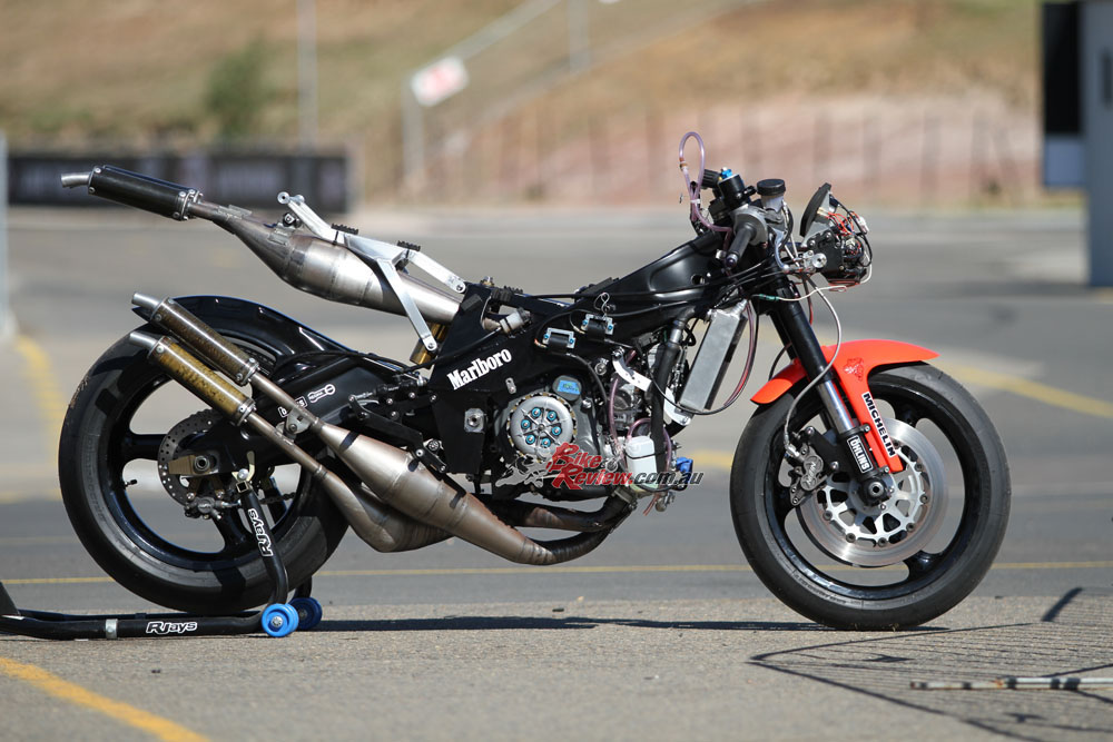 Yamaha Water Motorcycle