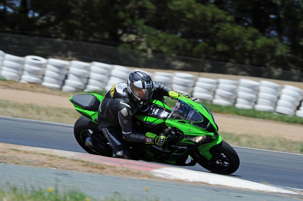 2016 Kawasaki ZX-10R World Launch - Wakefield Park