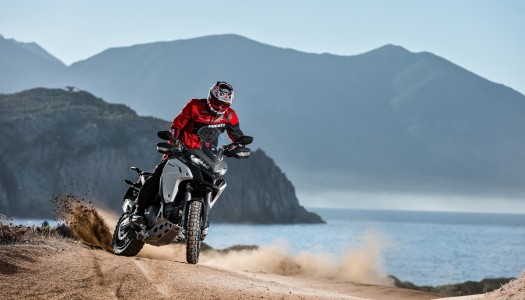 Video Review: Ducati Multistrada Enduro Part3, Comfort