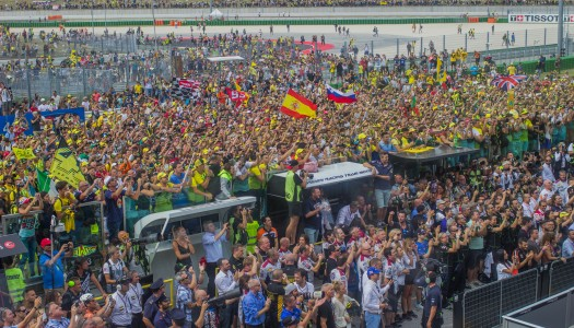 Valentino Rossi Arena, A Day At Misano