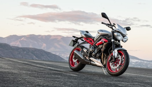 Back By Popular Demand – Triumph Street Triple Rx