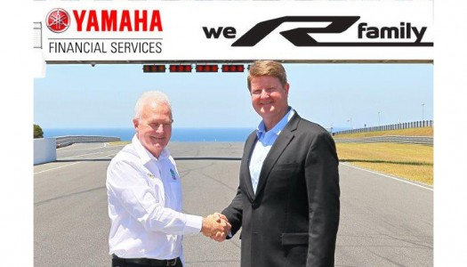 YAMAHA FINANCIAL SERVICES TO BACK WSBK FOR AUSTRALIA
