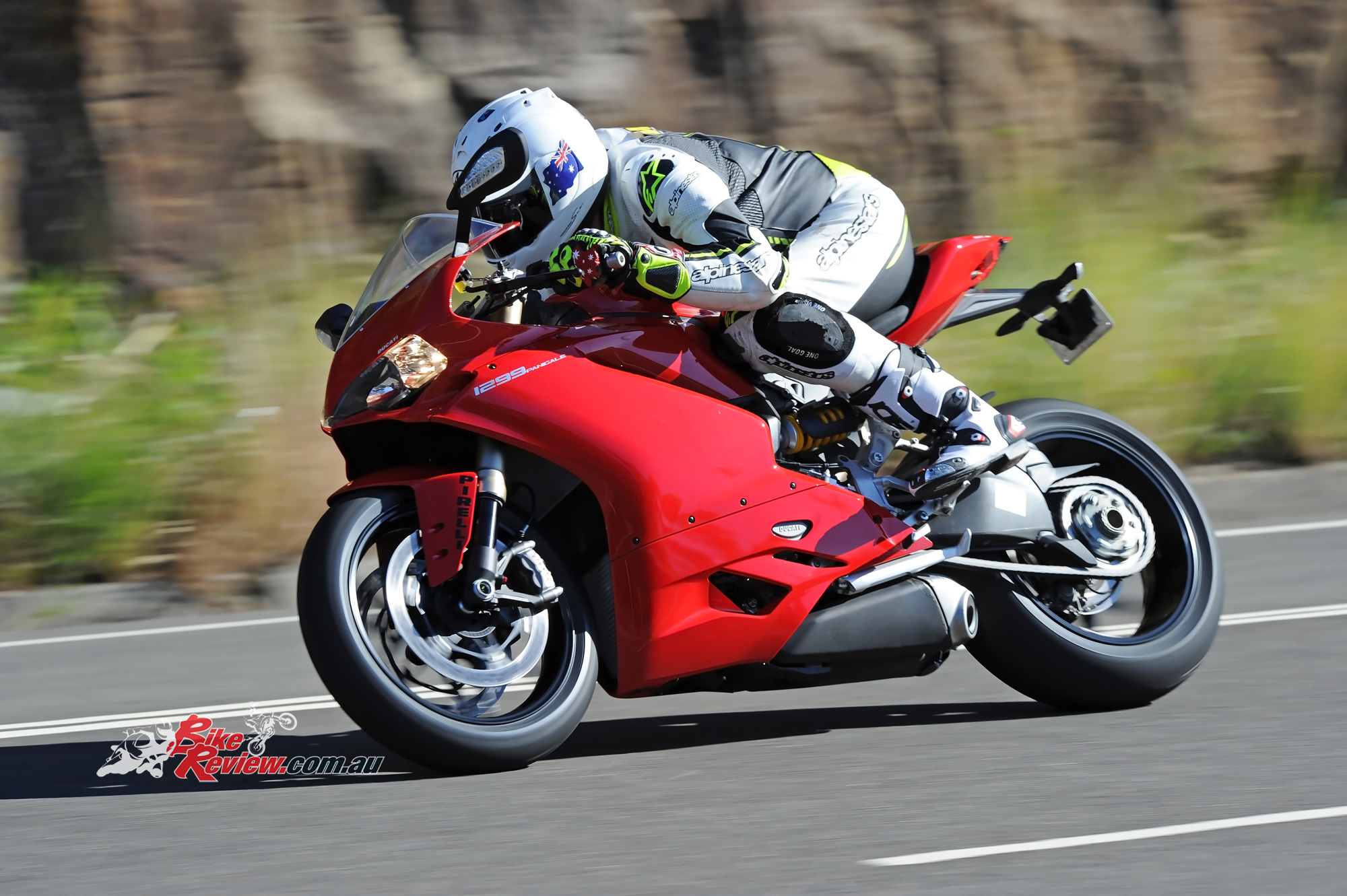 Review 2016 Ducati Panigale 1299 Bike Review