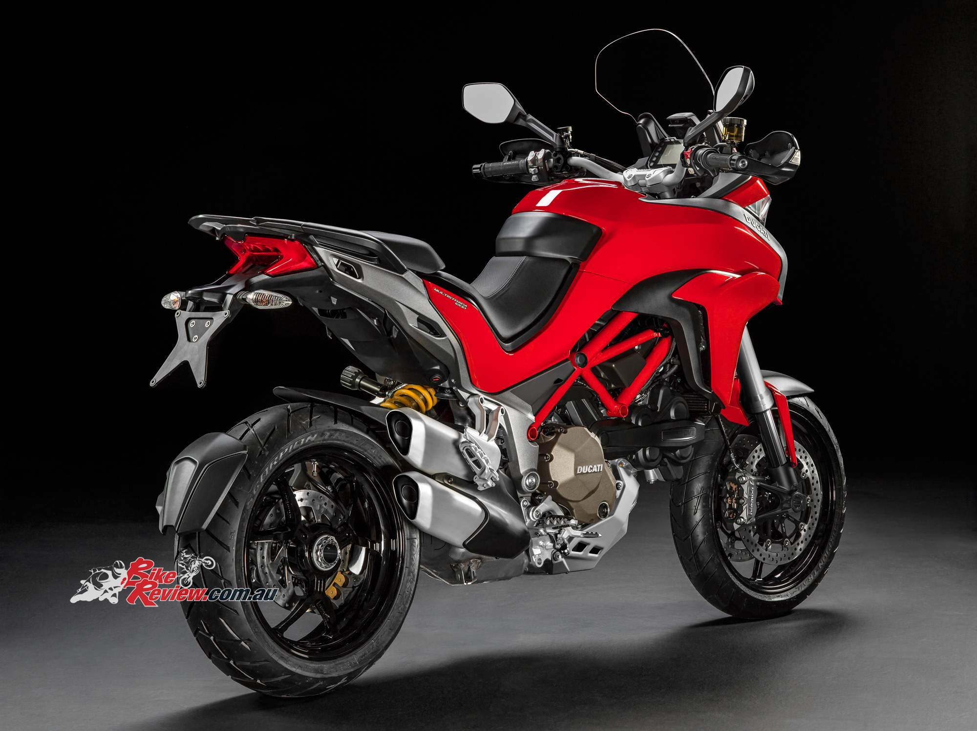 Review 2016 Ducati Multistrada 1200 Dvt Bike Review