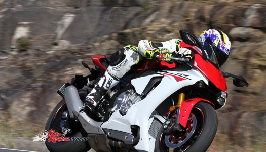 Review: 2015 Yamaha YZF-R1 – On the Road