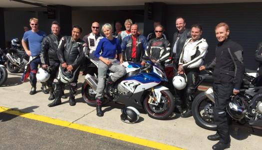 BMW RR Experience