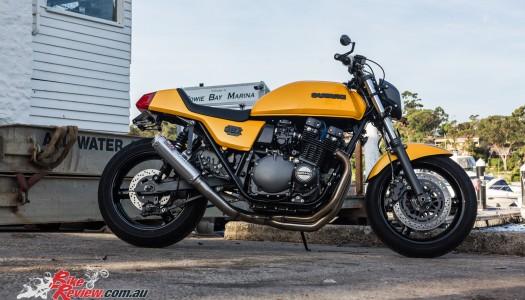 Custom: Suzuki GSX1100 'Bumblebee'