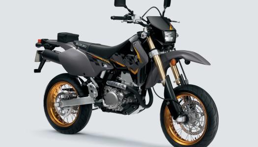 2016 Suzuki DR-Z400SM Released