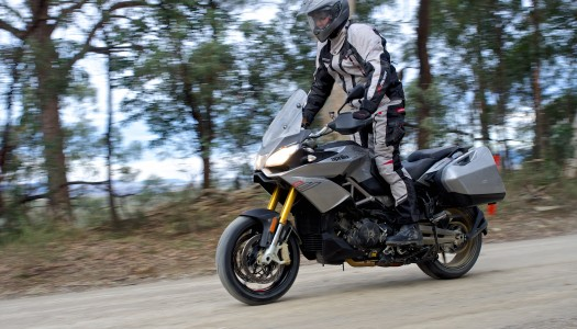 Review: 2015 Aprilia Caponord Rally