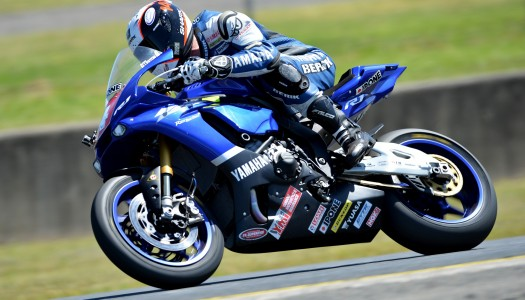 Yamaha Racing Team Retains 2015 Trio for 2016