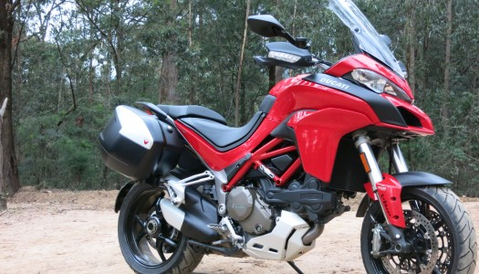 Review: 2016 Ducati Multistrada 1200 DVT