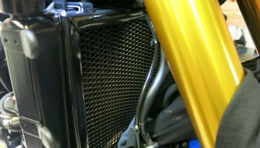 Staff Bike: RadGuard Fitment, Suzuki GSX-S1000