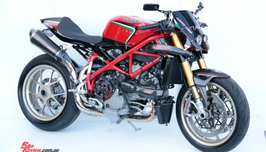 Custom: 1098 MC RR Ducati 'Fighter