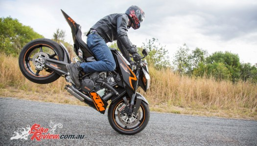 Custom: KTM RC8 Streetfighter