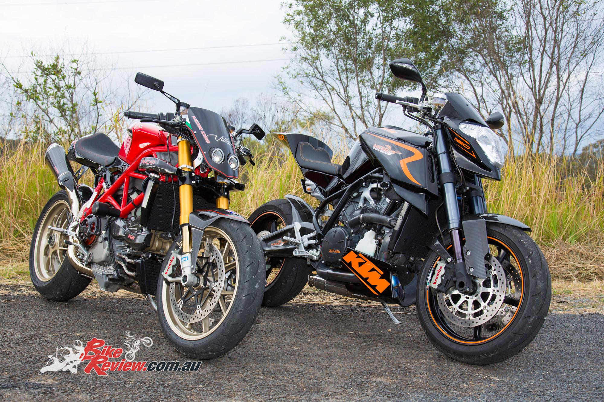 Custom: KTM RC8 Streetfighter - Bike Review