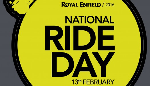 ROYAL ENFIELD NATIONAL RIDE DAY FOR AUSTRALIA