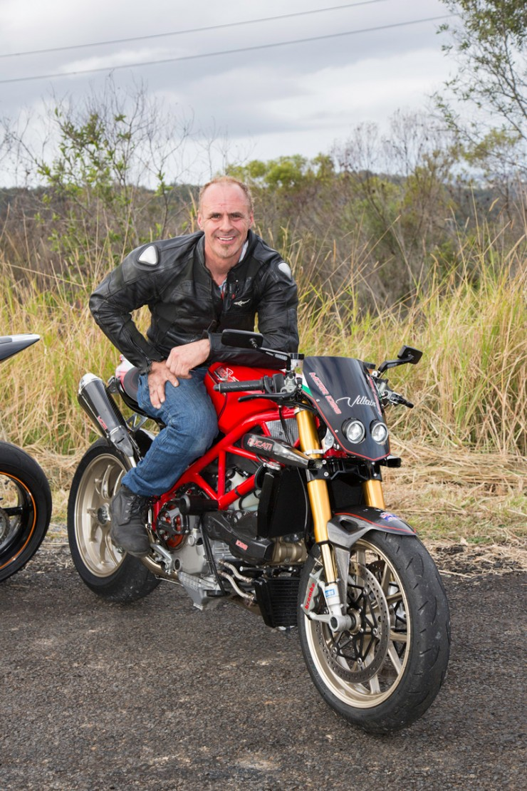 Ducati Streetfighter 1098 Corse Edition   R-way Collection