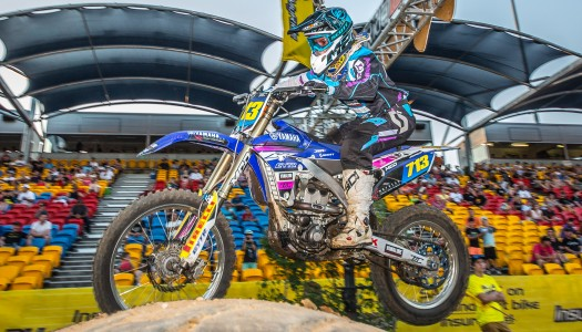Tayla Jones Joins Active8 Yamalube Yamaha