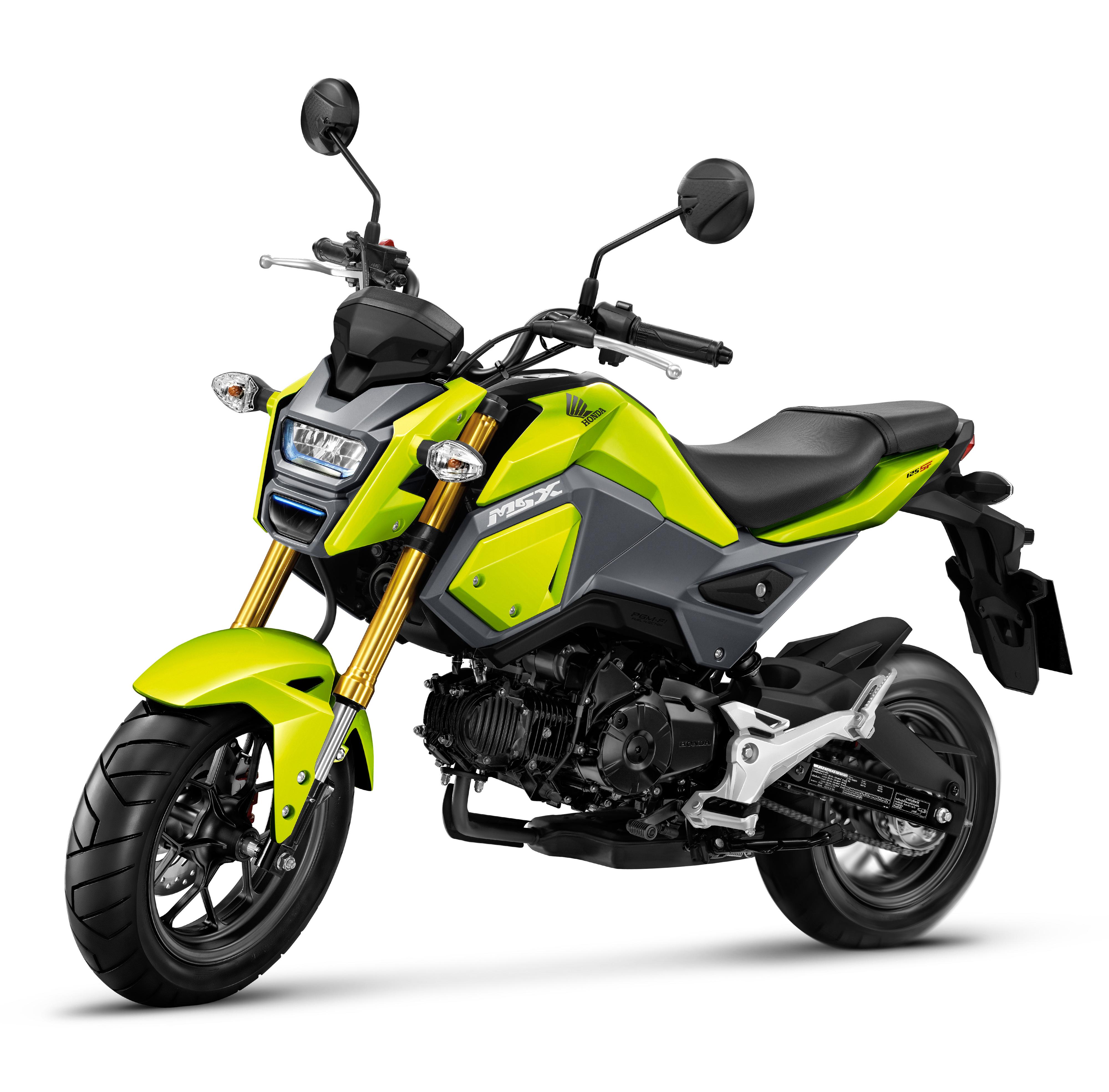 Honda Grom Set For Australian Market Bike Review