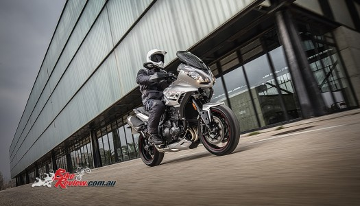For every day and every ride – the new Triumph Tiger Sport