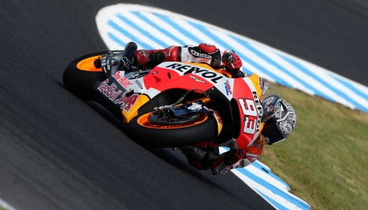 Marquez tops crash filled final day, Viñales fastest overall