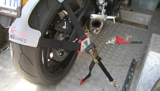 New Product: Acebikes Flexi Rail & TyreFix