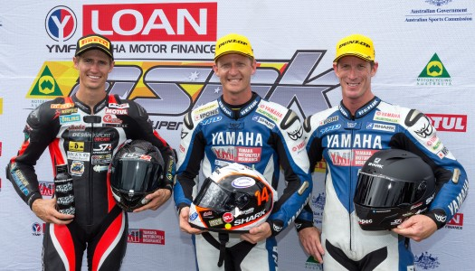 Allerton takes the ASBK Race 1 win, in an opener like no other