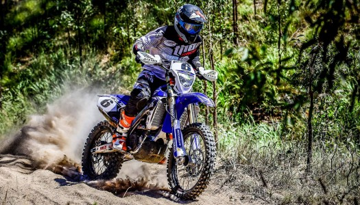 Dream Debut For New Yamaha WR450F