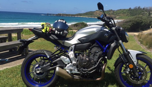 Review: 2016 Yamaha MT-07 HO