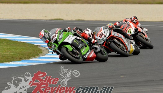 Four Days Until Phillip Island SBK!