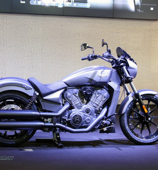 Review: 2016 Victory Octane