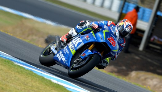 Conditions improve for MotoGP Testing Day 2